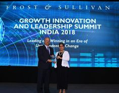 Frost & Sullivan's GIL India 2018 Discussed Technology as a Key Differentiator and Embracing Change as a Force for Growth Leadership Summit, Frost, Innovation, India, Change, Events, Key, Technology, Tech
