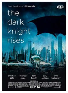 the dark knight rises - from an independent movie point of view..
