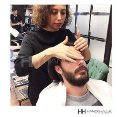 Günün yorgunluğunu atmanızı sağlamak bizim işimiz!  #HandeHaluk #ulus #hair #hairstyle #hairoftheday #hairfashion #hairlife #hairlove #hairideas #hairsalon #hairstylists #hairinspiration  #inspiration #menshair #hairstyle #mensfashion #erkeksakal #barbershop #Avedamen