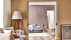 Interior Colour Trends Farrow & Ball, Jotun and Dulux – Claire Gaudion Oak Furniture Land, Online Furniture, Luxury Furniture, Furniture Village, Furniture Websites, Paint Brands, World Of Interiors, Color Of The Year, Wall Colors