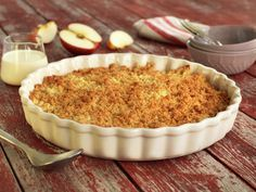 Norwegian Food, Pudding Desserts, Apple Pie, Macaroni And Cheese, Healthy Snacks, Food And Drink, Sweets, Cookies, Baking