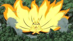 Kurama accumulating Natural Energy in its Chakra Mode. Naruto Uzumaki Art, Naruto Vs Sasuke, Naruto Uzumaki Shippuden, Naruto Cute, Anime Naruto, Boruto, Akatsuki, Tailed Beasts Naruto, Naruto Nine Tails