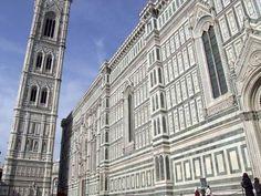 Historische gebouwen en gebieden (Firenze-Italië)