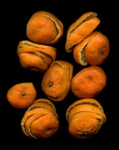 55113.1 Citrus reticulata (by horticultural art)