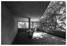 |pt| O terraço.  |eng| The terrace.  © Rui Pedro Bordalo  #architecture #arquitetura #fotografia #photography #siza #sizavieira