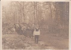Funeral Procession Vintage Photo 1950s by FunerealEphemera on Etsy, $15.00