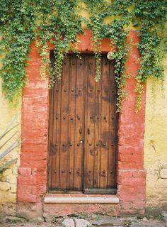 #doors Photography by josevillaphoto.com  Read more - http://www.stylemepretty.com/2011/06/09/jose-villa-workshop-announcement/
