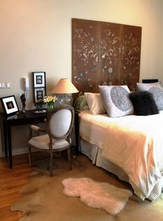 The Bedside Office: Desks Doing Double Duty as Nightstands