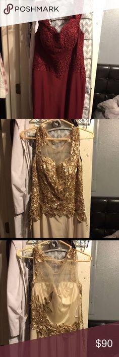 Formal Dresses Only used once very comfortable & nice! Dresses Prom