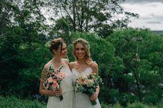 Shawn & Ellie Wedding  Kangaroo Valley, NSW, AU  My beautiful M.O.H!