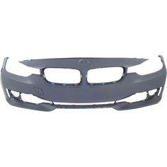 2012-2014 BMW 3-series Front Bumper Cover, Primed, PDC,PA and CAM