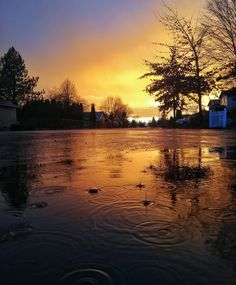 Coeur D'alene, Idaho, Celestial, Sunset, Water, Outdoor, Gripe Water, Outdoors, Sunsets