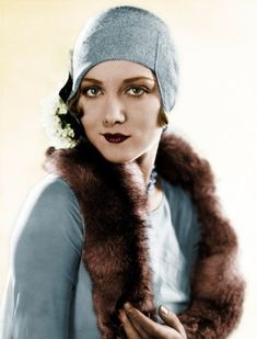 leila hyams actress in color 20s Fashion, Vintage Fashion, Fashion Rings, Vintage Girls, Vintage Outfits, Vintage Woman, Fotografia Retro, Leila Hyams, Gatsby Style