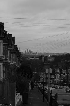 View of London from Crystal palace Triangle