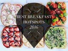 The end of the year is coming so it's time to look back at the best of 2016. Read on and discover the best new breakfast hotspots of 2016 on Yourlbb >>