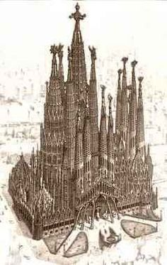 La Basílica de la Sagrada Família