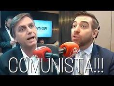 BOLSONARO SURPREENDE EM ENTREVISTA PARA JOVEM PAN