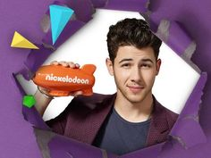 Nick Jonas Hosting Kids Choice Awards 2015