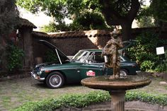 Muestra de autos antiguos www.chicureobazar.cl