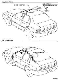 5 Toyota Corolla Engine Parts Diagram di 2020
