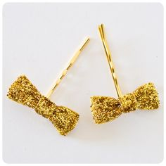 My Favorite Bow Bobby Pin