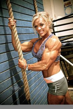 Gina Davis Bodybuilder Morph Morph Huge Pictures Muscle