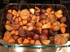 #HEALTHYRECIPE - Summer Meat & Potatoes