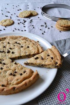 Recette : Le géantissime cookie à partager