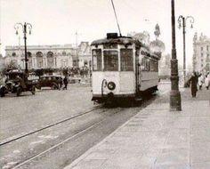 Tranvía de Lima Antigua