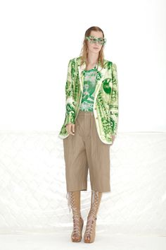 Acne....those shoes! Resort 13