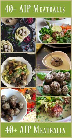 40+ Budget-Friendly AIP Meatball Recipes