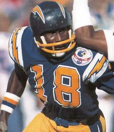 Just another die-hard Chargers fan. not affiliated with the chargers or nfl Nfl Football Players, Watch Football, School Football, Football Helmets, Dan Fouts, Steeler Nation, San Diego Chargers, American Sports, Washington Redskins