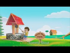 Ding Dong Dell - Nursery Rhyme - YouTube