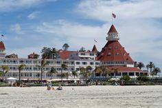 Coronado Beach, San Diego, California, named one of America's best beaches in 2012