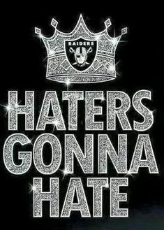 Oakland Raiders Funny, Raiders Pics, Raiders Vegas, Oakland Raiders Images, Raiders Stuff, Oakland Raiders Football, Raiders Baby, Nfl Oakland Raiders, Pittsburgh Steelers