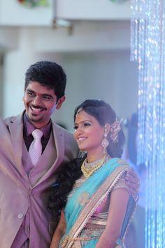 Goutham-Nithya | Real Wedding | Ezwed | South Indian Wedding Website #Ezwed #RealWedding #SouthIndianWedding