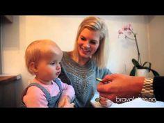 Kinoreklame på babykino - Bravo-leken Face, Faces, Facial