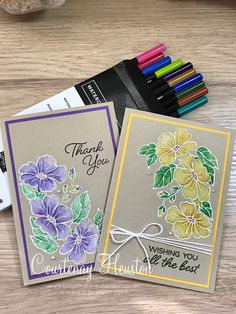 Bags That One!: Stampin' Up! Color Your Season Limited Release Stamp Set and Stitched Seasons Framelits Dies.