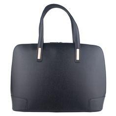 Marlafiji Fiona Classic Italian Leather Handbag - $249.50 #leatherbag