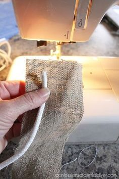 How to Make Double Welting for Upholstery {without double welting cord} Easy step-by-step for making double welting for upholstery! The post How to Make Double Welting for Upholstery {without double welting cord} appeared first on Upholstery Ideas. Do It Yourself Furniture, Reupholster Furniture, Furniture Repair, Do It Yourself Home, Upholstered Furniture, Furniture Making, Furniture Plans, Funky Furniture, Furniture Slipcovers