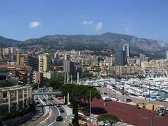 Monaco, been here and was able to travel around it in a day! Second smallest country in the world!