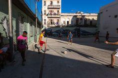 Havana in Cuba (Caribbean Island) Island Beach, Havana, Islands, Caribbean, Street View, Island