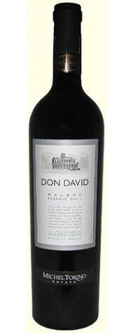 Michel Torino Don David Malbec Reserve 2012