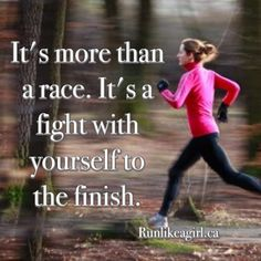 Trail running! A race is so much more than a start and a finish line!