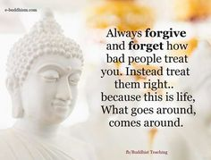 Sometimes you can only treat them right for so long. After which you have to treat yourself right and walk away.