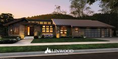 The Mercer is a stunning contemporary home. Featuring a grand master suite, large entertaining space, two guest bedrooms, and a triple car garage this home sure to impress. #linwood #linwoodhomes #modern #modernhome #modernarchitecture #moderndesign #offgrid #offgridarchitecture