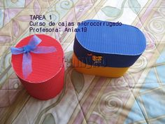CAJAS DE CARTON CORRUGADO regalo de graduacion para:babyfer y mapafra