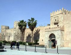 Sfax, entrance of the medina, Tunisia Sidi Bou Said, Carthage, African Countries, Beautiful Places To Visit, North Africa, Far Away, Places To Travel, Photos, World