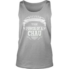 CHAU - Never underestimate the power of CHAU - CHAU name - CHAU Name Gifts - birthday gifts for CHAU - CHAU Shirts - CHAU T-shirt - Best Sellers #gift #ideas #Popular #Everything #Videos #Shop #Animals #pets #Architecture #Art #Cars #motorcycles #Celebrities #DIY #crafts #Design #Education #Entertainment #Food #drink #Gardening #Geek #Hair #beauty #Health #fitness #History #Holidays #events #Home decor #Humor #Illustrations #posters #Kids #parenting #Men #Outdoors #Photography #Products…