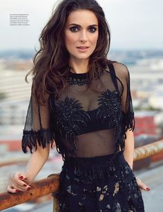 Winona Ryder for Red Magazine April 2014 by Max Abadian